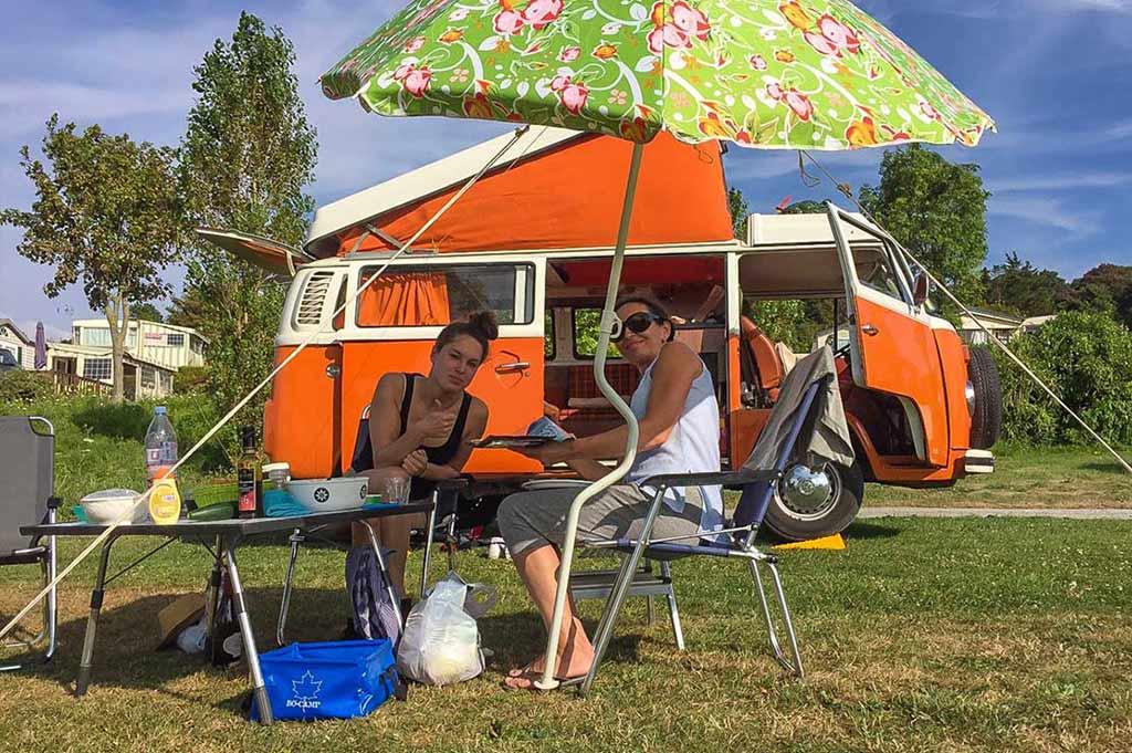 Prijzen-Retro-Camper